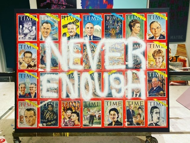 Never Enough 48h x 60w AVAILABLE